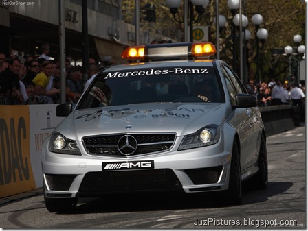 Mercedes-Benz C63 AMG DTM Safety Car 3