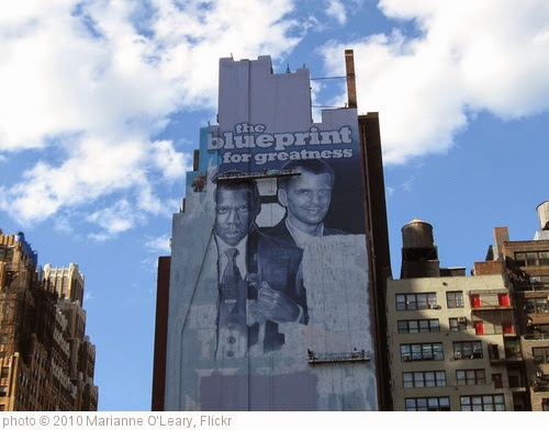 'Mikhail Prokhorov and Jay-Z welcome LeBron to New York - a block north of MSG' photo (c) 2010, Marianne O'Leary - license: https://creativecommons.org/licenses/by/2.0/