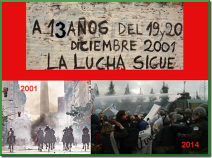 La lucha sigue - 2001 - 2014