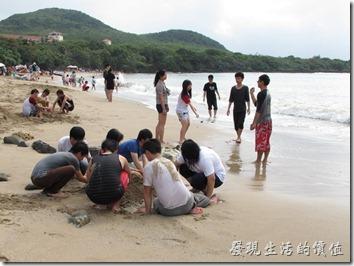 福華渡假飯店小彎玩水
