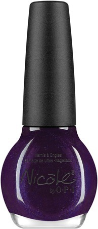 Nicole by OPI Plum to Your Senses