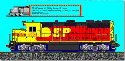 SP GP35R 6354