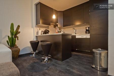 Area de interiorismo mayo 2013 for Cocinas modernas para departamentos pequenos