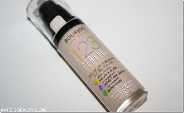 BOURJOIS 123 5