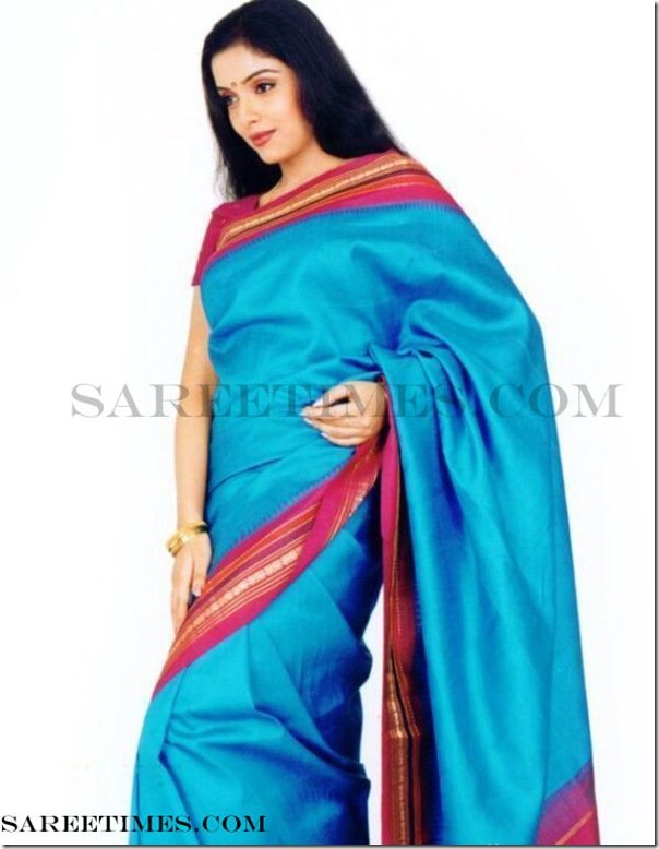 Asin_Designer_Silk_Saree