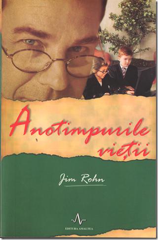 Anotimpurile vieţii de Jim Rohn - citește online gratis (full pdf)