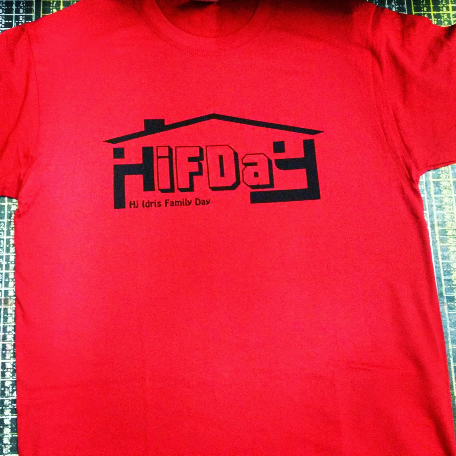 Contoh design t shirt family day - T Shirt Family Day T Shirt Printing 1colour Depan Atau Belakang Serendah Rm9 90 Your Design We Do Penghantaran Disediakan Ke Seluruh Malaysia