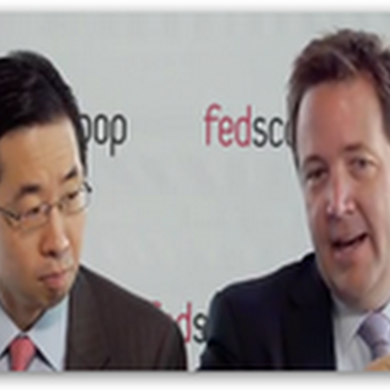 US CIO Steven VanRoekel and CTO Todd Park Talk About What Is Happening With Government Innovation (Video)