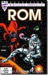 P00031 - ROM - Biblioteca Marvel #31