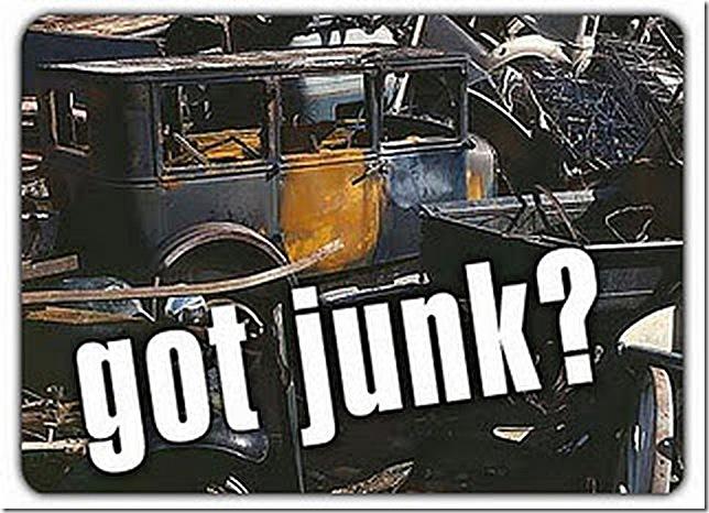 OTM got junk