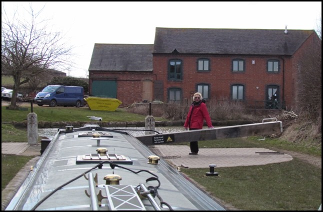 2apr Napton Top Lock