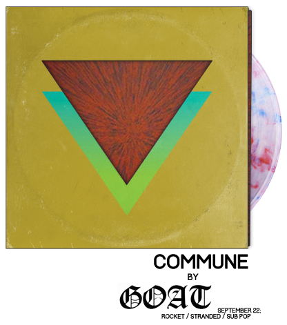 Commune by Goat