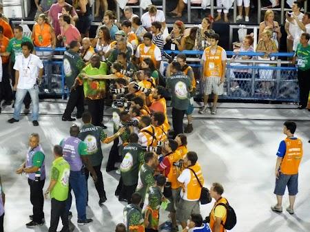 Carnavalul de la Rio:  Armata de fotografi