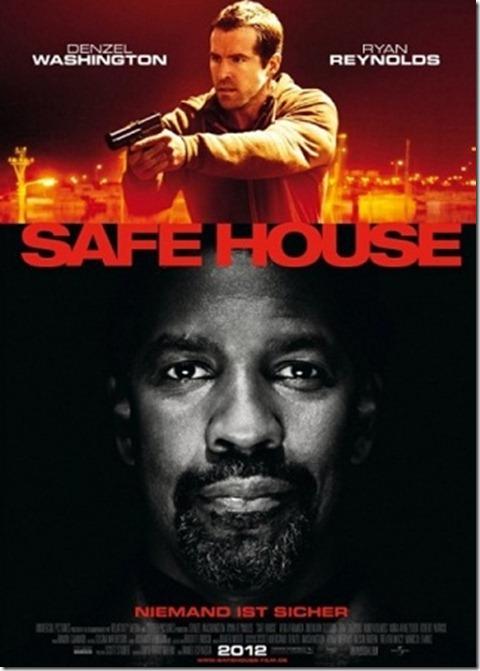 Safe House ภารกิจเดือดฝ่าด่านตาย [HD Master]