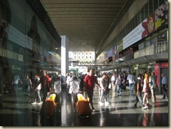 Roma Termini waiting for train to Civi (Small)