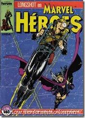 P00008 - Marvel Heroes #16