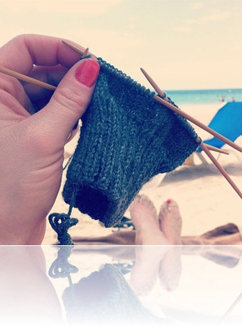 knitonbeach