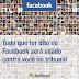 Tribunais americanos consideram postagens em redes sociais como prova.