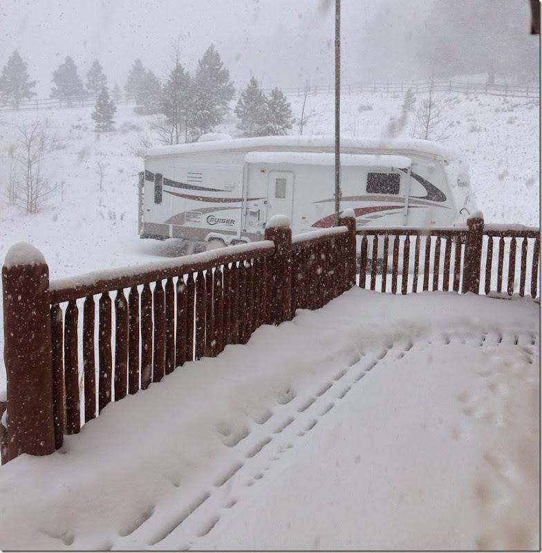 Winter Storage Pocho Springs CO