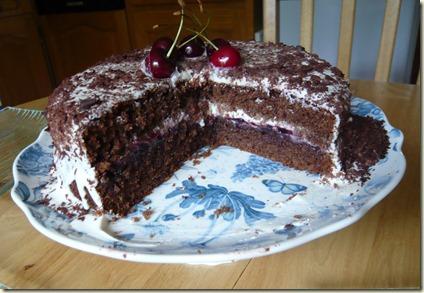 black forest cake6