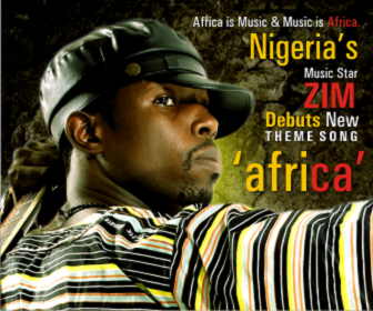 (SNM MUSIC) ZIM(@2STX1)_AFRICA
