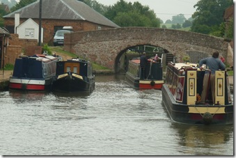 congested braunston