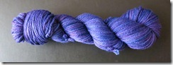 DDD - Dark Purple - Waltz Worsted