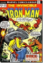 P00208 - El Invencible Iron Man #64