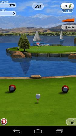 Flick Golf! Free-14