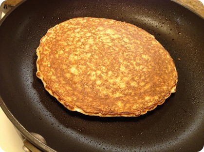 how to make healthy pancakes at home