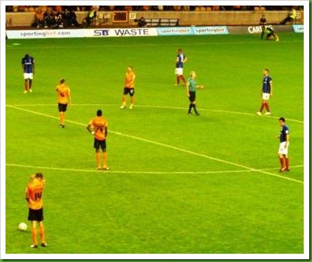 Wolves v Barnsley.