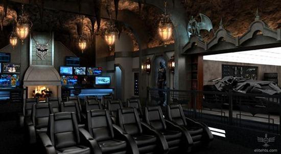 Home Theater O Cavaleiro das Trevas 04
