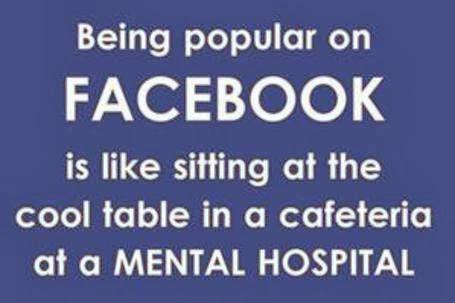 popular on facebook