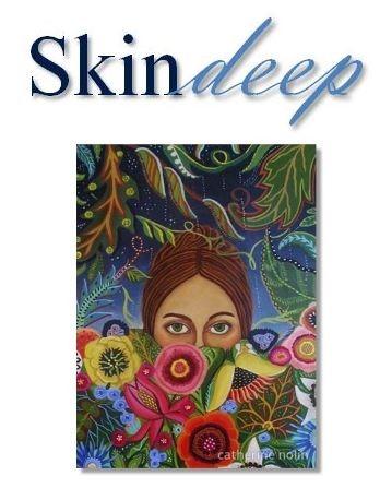 artwork for skin deep button