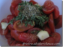 roasted tomato ingredients