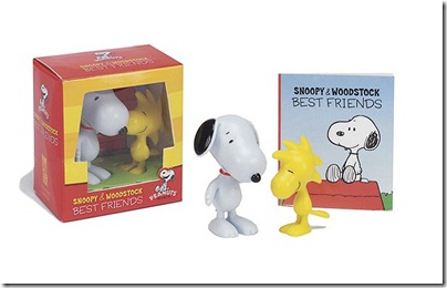 Snoopy & Woodstock - Best Friends