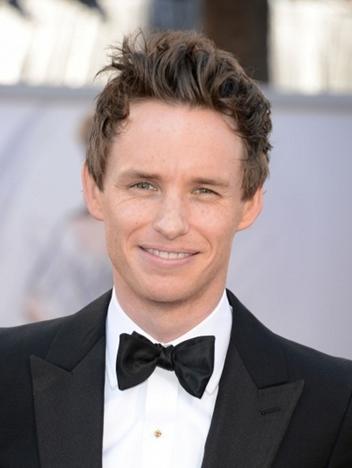 Eddie RedBlayne Marius Oscars 2013