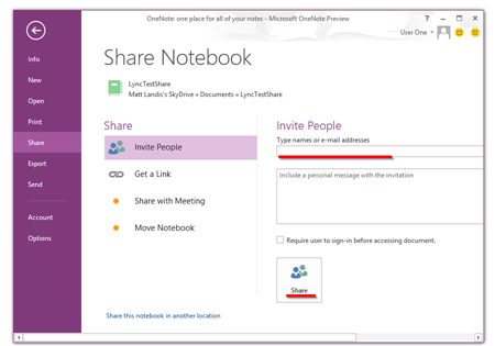 shareOneNote-andgiverights