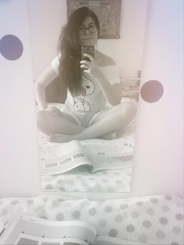 selfie lol