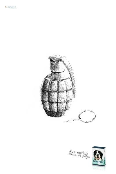 Capstar Grenade