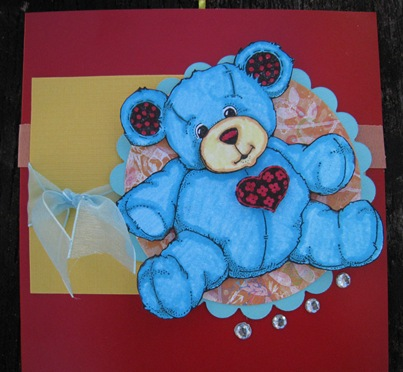 teddy card May 2011 002