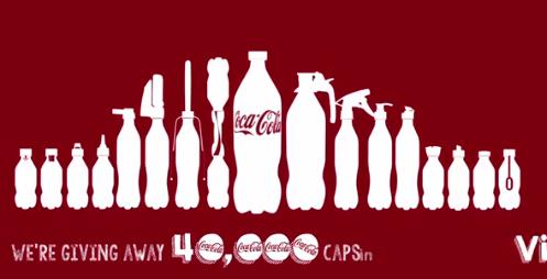 Coca cola reuso