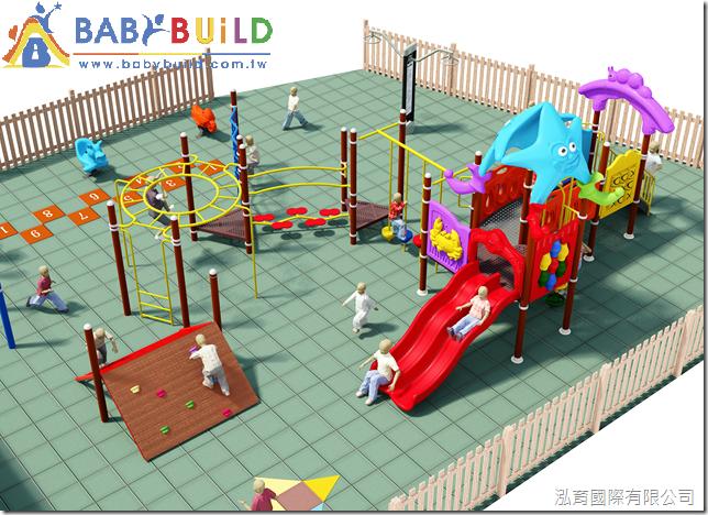 BabyBuild兒童遊具~兒時夢想幫您實現!