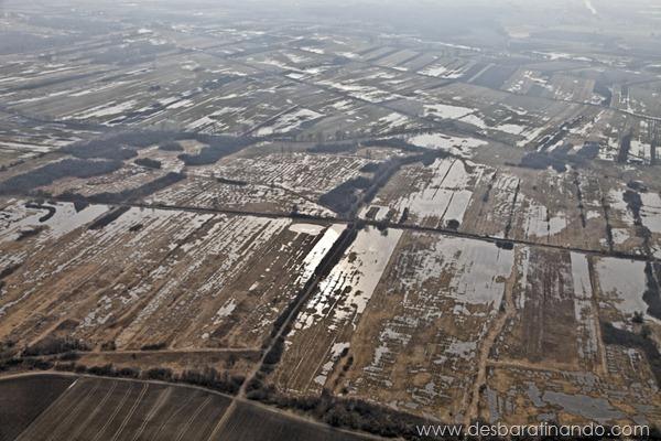 Luftaufnahme vom Naturschutzgebiet Mertinger Höll