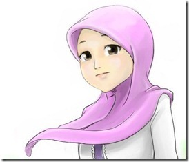 jilbab-kartun4