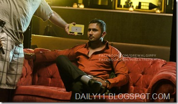 honey singh in punjabi movie