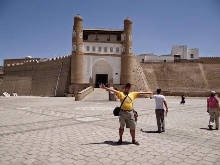 09. Ark, fortareata din Bukhara.JPG