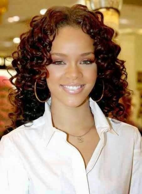 Thread: Medium Wavy Curly Hairstyles for Women 2015