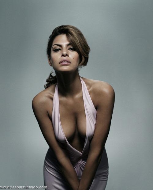 eva mendes linda sensual sexy sedutora photoshoot desbaratinando  (139)
