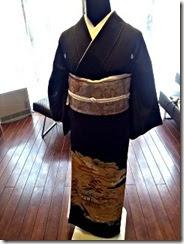 留袖の他装着付練習 (4)